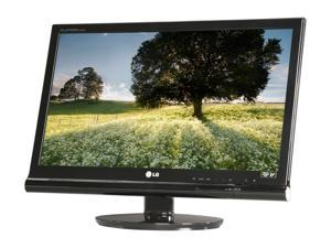 "LG W2363D-PF Black 23"" 5ms Widescreen LCD Monitor"