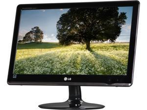 "LG Flatron E50 E2050T-SN Glossy Black 20"" 5ms Widescreen LED Backlight LED Backlight LCD monitor"