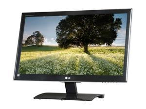 "LG E2770V-BF Black 27"" Full HD LED BackLight LCD Monitor w/ ThruMotion"