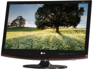"LG M2762D-PM Glossy Black 27"" 5ms Widescreen LCD Monitor with TV Tuner Factory Refurbished"