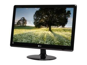 "LG E2350V Glossy Black 23"" 5ms Widescreen LED Backlight LCD Monitor"