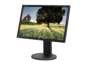 "LG E2210P-BN Black 22"" 5ms LED Backlight Widescreen LCD Monitor"