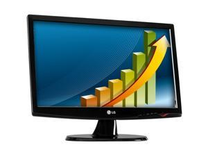 "LG W1943SE-PF Black 19"" 5ms Widescreen LCD Monitor"