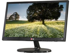 "LG 22EN43T-B Black 21.5"" 5ms Widescreen LED Backlight LCD Monitor"