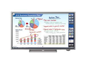 "Sharp PN-L702B Silver 70"" 6ms (GTG) Response Time 1920 x 1080 Touchscreen Monitor Built-in Speaker"