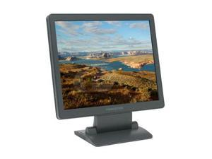 "PRINCETON LCD1911 Black 19"" 12ms LCD Monitor Built-in Speakers"