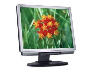 "Acer AL2021 Silver 20"" 16ms LCD Monitor Built-in Speakers"