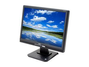 "Acer AL1917WAbd Black 19"" 5ms Widescreen LCD Monitor Built-in Speakers"