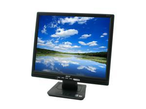 "Acer AL1717Fbd Black 17"" 5ms LCD Monitor Built-in Speakers"