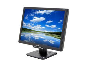 "Acer AL2016W Bb Black 20"" 5ms Widescreen LCD Monitor"
