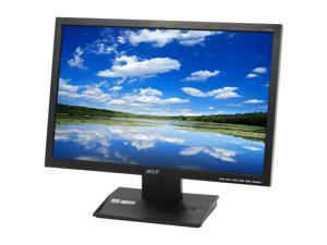 """Acer V193Wbm Black 19"""" 5ms Widescreen LCD Monitor Built-in Speakers"""