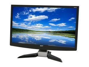 "Acer P244Wbii Glossy Black 24"" 2ms (GTG) Widescreen LCD Monitor"