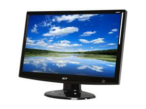 "Acer H233Hbmid Black 23"" 5ms Widescreen LCD Monitor Built-in Speakers"