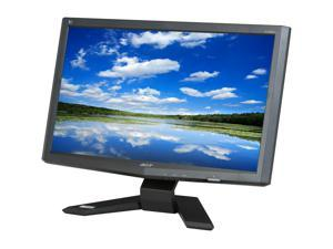 "Acer X183Hb Black 18.5"" 5ms Widescreen LCD Monitor"