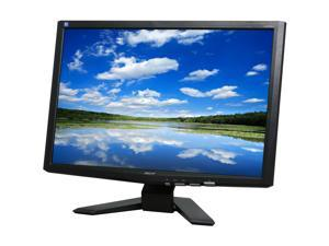 "Acer X223WDbd Black 22"" 5ms Widescreen LCD Monitor"
