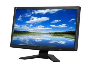 "Acer X213HBbd Black 21.5"" 5ms Widescreen LCD Monitor"