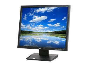 "Acer V193DJbm Black 19"" 5ms LCD Monitor w/Speakers"