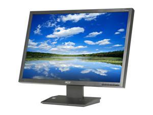 "Acer V223WEJbmd Black 22"" 5ms Widescreen LCD Monitor Built-in Speakers"