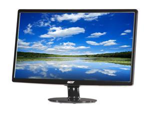 Acer S211HLbd 21.5'' 5ms  LED-Backlight LCD Monitor Slim Design