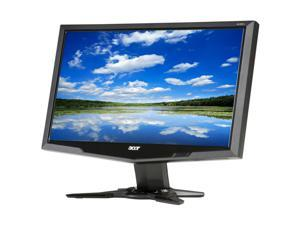 "Acer G185HAb Black 18.5"" 5ms Widescreen LCD Monitor"