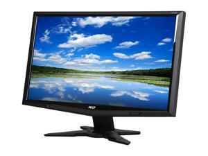 "Acer G235HAbd (ET.VG5HP.A01) Black 23"" 5ms Widescreen LCD Monitor"