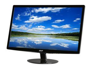 "Acer S232HL Abid Black 23"" Full HD HDMI LED BackLight LCD Monitor Slim Design"