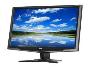 "Acer G245HQABD 23.6"" LCD Monitor Black 5ms Full HD Widescreen 300 cd/m2"