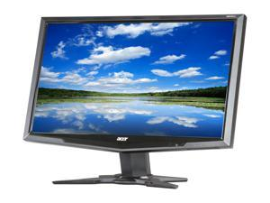"Acer G215HVAbd Black 21.5"" Full HD WideScreen LCD Monitor"