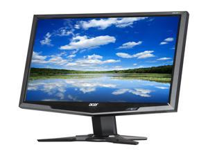 "Acer G205HVbd Black 20"" 5ms Widescreen LCD Monitor"