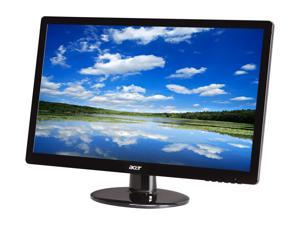 "Acer S230HLAbii (ET.VS0HP.A01) Black 23"" 5ms Widescreen LED Backlight LCD Monitor"