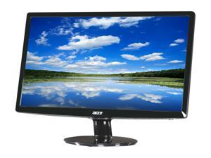 "Acer S201HL bd (L-ET.DS1HP.001) Black 20"" 5ms Widescreen LED Backlight LCD Monitor"