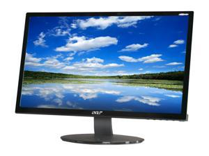 "Acer A221HQV BD(L-ET.WA1HP.001) Black 21.5"" 5ms Widescreen LCD Monitor"
