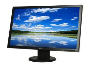 "Acer V243HQAJbmd Black 23.6"" 5ms Widescreen LCD Monitor Built-in Speakers"