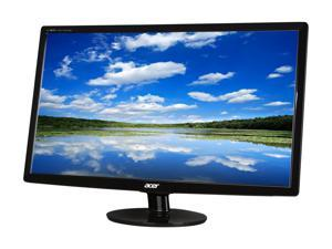 "Acer S271HLbid Black 27"" 5ms Widescreen LED Backlight LCD Monitor"