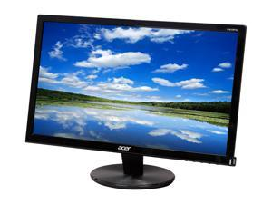 "Acer P216HL Black 21.5"" 5ms Widescreen LED Monitor Built-in Speakers, A Grade"