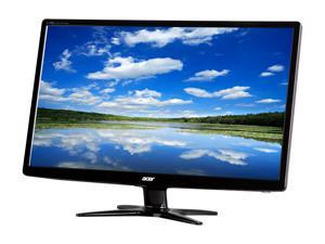 "Acer G6 Series G246HLAbd Black 24"" 5ms Widescreen LED Monitor"