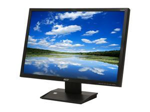 "Acer V223WEJbd (ET.EV3WP.E03) Black 22"" 5ms Widescreen LCD Monitor"