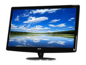 "Acer H274HLBMID (ET.HH4HP.003) Black 27"" 5ms GTG Widescreen LED Backlight LED Monitor Built-in Speakers"