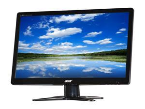 "Acer G206HLBbd Black 20"" 5ms Widescreen LED Monitor"