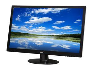 "Acer S230HLAbii Black 23"" 5ms HDMI Widescreen LED Monitor"