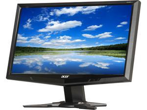 "Acer G185HVBb Black 18.5"" 5ms Widescreen LCD Monitor"