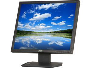 "Acer V193LAJOb  Black 19"" 5ms LED Backlight LED Backlit LCD Monitor"