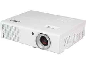 Acer H5370BD WXGA 1280x720 HDMI w/ Bright ECO Mode 2500 ANSI Lumens w/ Carrying Bag 3D Ready DLP Projector