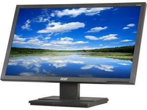 "Acer UM.HV6AA.001 Black 27"" 5ms Widescreen LED Backlight Monitor"