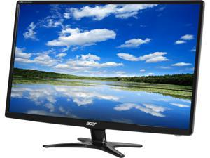 "Acer G6 Series G276HLGbd Black 27"" 6ms Widescreen LED Backlight Slim Bezel Monitor"