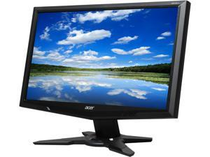 "Acer G205HV BD Black 20"" 5ms Widescreen LED Backlight LCD Monitor"