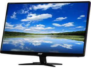"Acer G6 Series G276HL Gbmid Black 27"" VA 6ms (GTG) 60 Hz Widescreen LED/LCD Monitor 1920 x 1080 FHD, Slim Profile Design, Built-in Speakers, and Eco-Friendly"