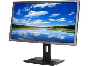 "Acer B6 Series B286HK ymjdpprz (UM.PB6AA.003) Black 28"" 4K UHD (3840 x 2160) 2ms Widescreen LED Backlight LCD Monitor 300 cd/m2 ACM 100,000,000:1 (1000:1) Built-in Speakers"