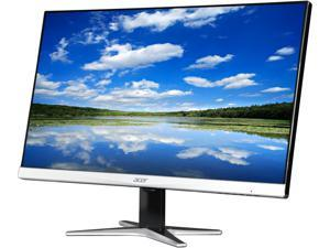 "Acer G257HU smidpx 25"" 4ms HDMI Widescreen LED Backlight LCD Monitor IPS"