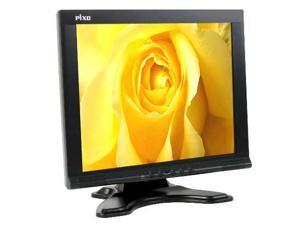 "NESO PIXO A700 Black 17"" 16ms LCD Monitor Built-in Speakers"